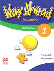 Way Ahead for Ukraine 1 Teacher's Book Pack / Підручник для вчителя