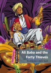Dominoes Quick Starter Ali Baba and the Forty Thieves Audio Pack / Книга для читання
