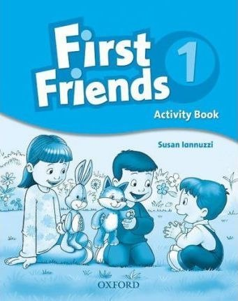First Friends 1 Activity Book / Робочий зошит