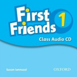 First Friends 1 Class Audio CD / Аудіо диск
