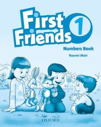 First Friends 1 Numbers Book Oxford University Press