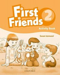 First Friends 2 Activity Book / Робочий зошит