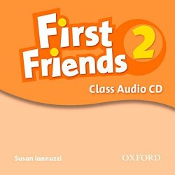 First Friends 2 Class Audio CD Oxford University Press