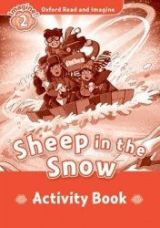 Oxford Read and Imagine 2 Sheep in the Snow Activity Book / Робочий зошит