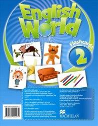 English World 2 Flashcards / Flash-картки