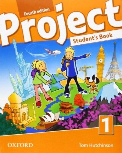 Project 1 (4th Edition) Student's Book / Підручник для учня