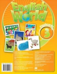 English World 3 Flashcards / Flash-картки