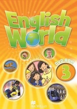 English World 3 DVD-ROM / DVD диск
