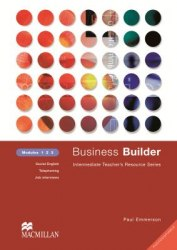 Business Builder Modules 1-3 Teacher's Resource Book / Підручник для вчителя