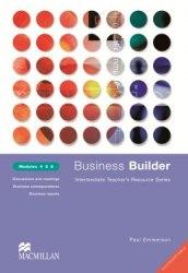 Business Builder Modules 4-6 Teacher's Resource Book / Підручник для вчителя