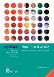 Business Builder Modules 7-9 Teacher's Resource Book / Підручник для вчителя
