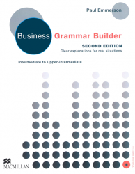 Business Grammar Builder (2nd Edition)