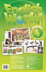 English World 4 Posters / Плакати