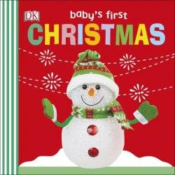 Baby's First Christmas / Книга з тактильними відчуттями