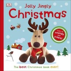 Jolly Jingly Christmas / Книга зі звуковим ефектом