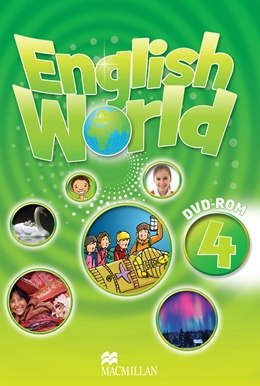 English World 4 DVD-ROM Macmillan