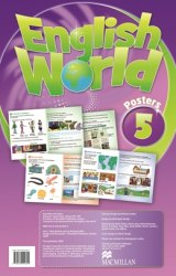English World 5 Posters Macmillan