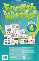 English World 6 Posters / Плакати