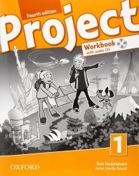 Project 1 (4th Edition) Workbook / Audio CD / Online practice / Робочий зошит