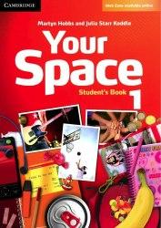 Your Space 1 Student's Book / Підручник для учня