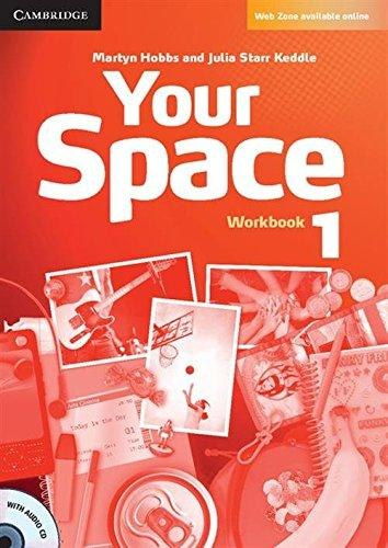 Your Space 1 Workbook with Audio CD / Робочий зошит
