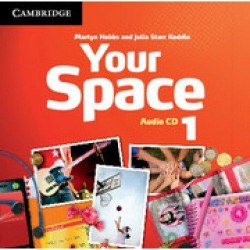 Your Space 1 Class Audio CDs / Аудіо диск