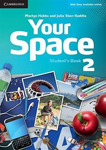 Your Space 2 Student's Book / Підручник для учня