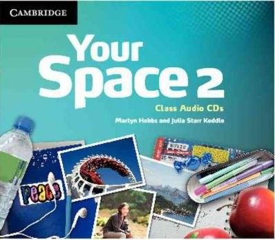 Your Space 2 Class Audio CDs / Аудіо диск