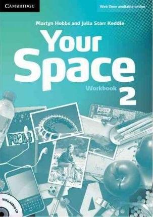 Your Space 2 Workbook with Audio CD / Робочий зошит