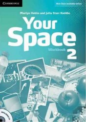 Your Space 2 Workbook with Audio CD / Робочий зошит