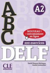 ABC DELF A2 avec Corrigés, CD-mp3 et Entainement en ligne