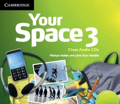 Your Space 3 Class Audio CDs / Аудіо диск