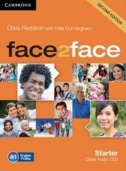 Face2face (2nd Edition) Starter Class Audio CDs Cambridge University Press