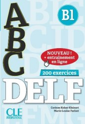 ABC DELF B1 2ème édition, Livre + CD + Entrainement en ligne