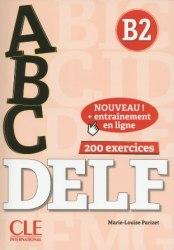 ABC DELF B2 2ème édition, Livre + CD + Entrainement en ligne