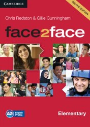 Face2face (2nd Edition) Elementary Class Audio CDs Cambridge University Press