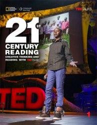 TED Talks: 21st Century Creative Thinking and Reading 1 Student's Book / Підручник для учня