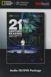 TED Talks: 21st Century Creative Thinking and Reading 3 Audio CD/DVD Package / Медіа пакет