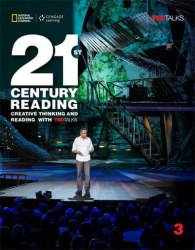 TED Talks: 21st Century Creative Thinking and Reading 3 Student's Book / Підручник для учня