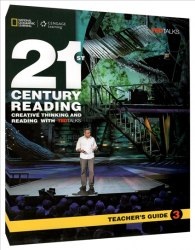 TED Talks: 21st Century Creative Thinking and Reading 3 Teacher's Guide / Підручник для вчителя