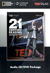 TED Talks: 21st Century Creative Thinking and Reading 4 Audio CD/DVD Package / Медіа пакет