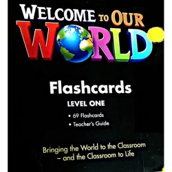 Welcome to Our World 1 Flashcards / Flash-картки