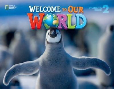Welcome to Our World 2 Student´s Book / Підручник для учня