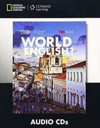World English Second Edition 1 Audio CD / Аудіо диск