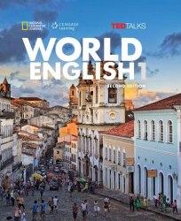 World English Second Edition 1 Student's Book + CD-ROM / Підручник для учня