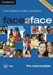 Face2face (2nd Edition) Pre-Intermediate Class Audio CDs / Аудіо диск