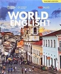 World English Second Edition 1 Teacher's Edition / Підручник для вчителя