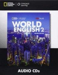 World English Second Edition 2 Audio CD / Аудіо диск