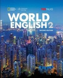 World English Second Edition 2 Student's Book + CD-ROM / Підручник для учня