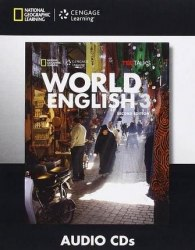 World English Second Edition 3 Audio CD / Аудіо диск